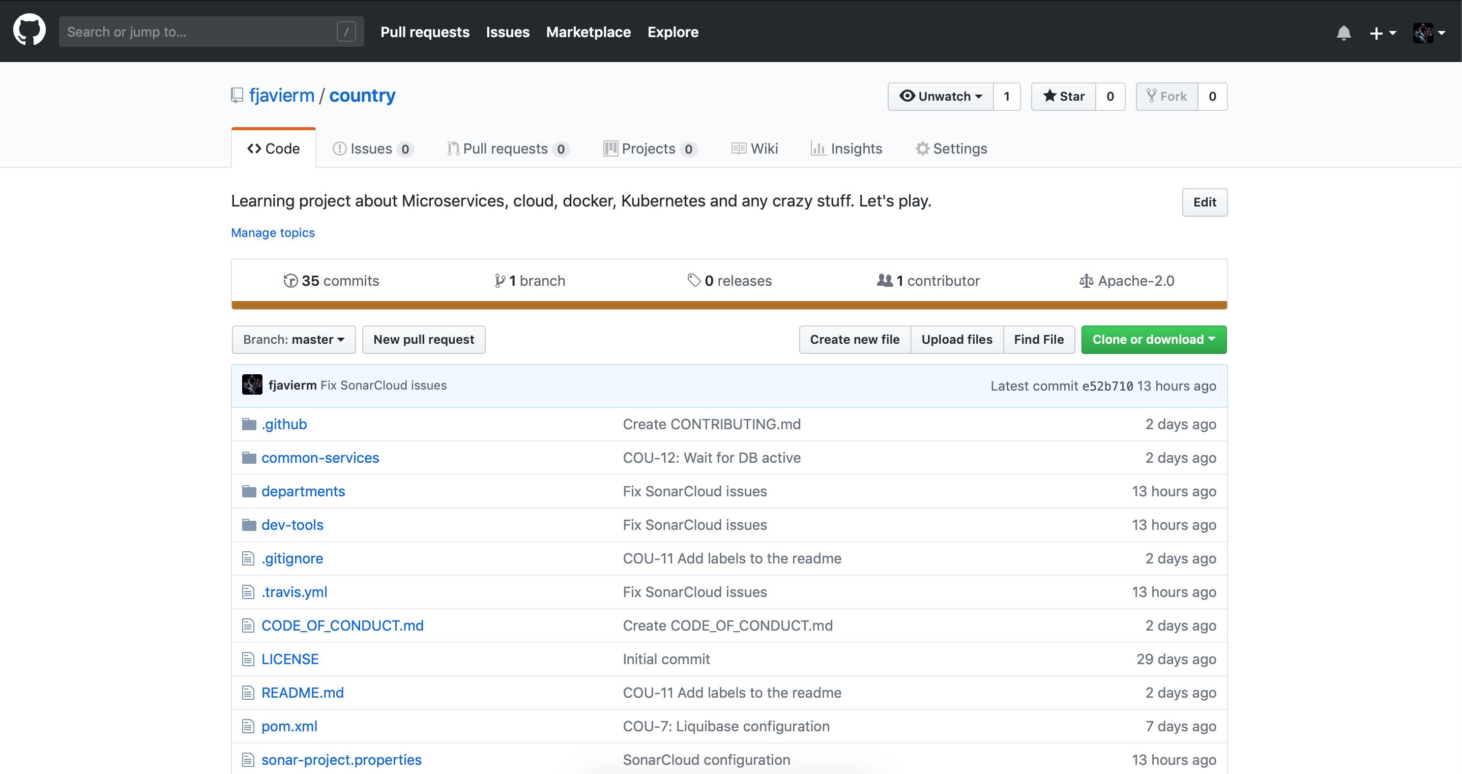 GitHub | Binary Coders